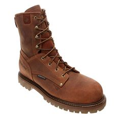 709d87ddaf6 Carolina Boots Men Composite Toe Waterproof Insulated Boots CA9528 Review  Good Work Boots
