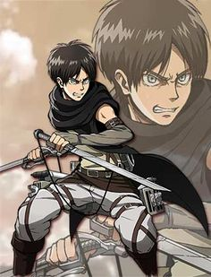 Wings of Counterattack: Eren Jeager