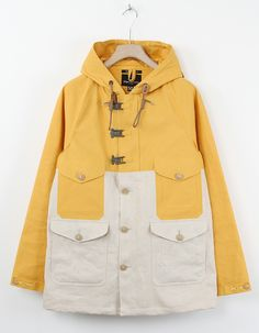 NIGEL CABOURN  CAMERAMAN RAW JACKET