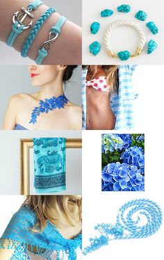 Shades Of The Blue by Sergey on Etsy--Pinned with TreasuryPin.com