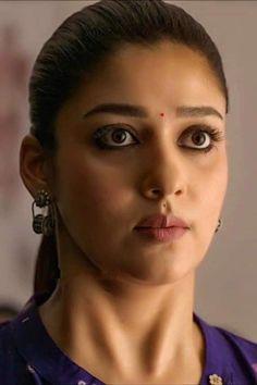 Beautiful Lips, Beautiful Girl Indian, Beautiful Women, Cute Beauty, Beauty Full Girl, Beauty Women, Nayanthara Hairstyle, Bridal Hair Buns, Indian Actress Images
