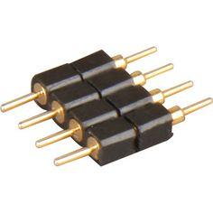 ET2 Lighting StarStrand 4-Pin Male-to-Male Connector (10/PK) E53262