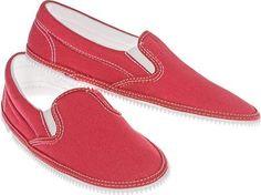 Zipz Children's Cranberry Zip-On Covers Casual Shoes Zipz. $44.95