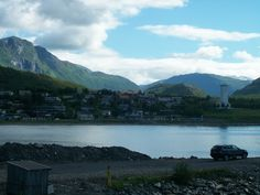 Bjerkvik Norway. I wouldnt mind waking up to see this every morning :)