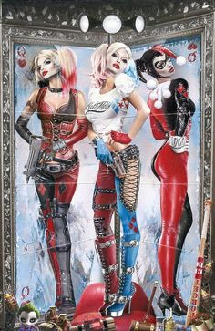 Harley Quinn 25th Anniversary #1 Convention Variant by Natali Sanders