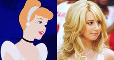 I got Cinderella! Quiz: Pick a Disney Princess and We'll Tell You Which High School Musical Character You Are | Quiz