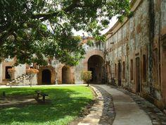 Fortaleza de San Fernand de Omoa, Honduras