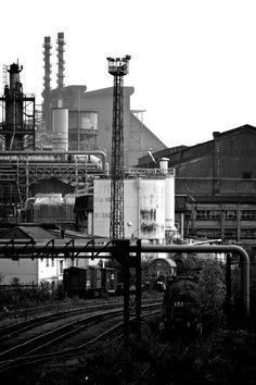 industrial heritage / Antoine Jeantot