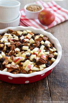 1000+ images about Breakfast on Pinterest | Breakfast Bake, Caramel ...