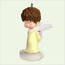 Hallmark Series Ornament 2005 Mary's Angels #18 - Forsythia - #QX2315