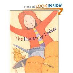 The Runaway Latkes by Leslie Kimmelman