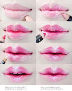 Resultado de imagem para visual kei makeup tutorial