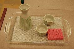 look for sake set for pouring variation