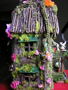 Fairy house.. how cute!!!