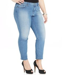 Royal blue skinny jeans plus size – Global fashion jeans collection