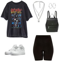 Tomboy Fashion, Teen Fashion Outfits, Retro Outfits, Look Fashion, Outfits For Teens, Swaggy Outfits, Baddie Outfits Casual, Cute Swag Outfits, Stylish Outfits