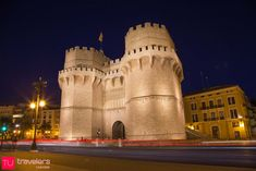 30 Things to see and places to visit in Valencia - Serranos Tower © Travelers Universe