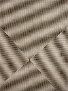 Ned Vena. Untitled, 2012. rubber on linen.