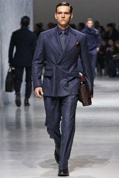 Corneliani - Men Fashion Fall Winter 2012-13 - Shows - Vogue.it
