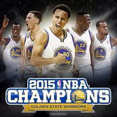 The Golden State Warriors have won the 2015 NBA championship ef1714baf