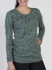 The Chica Cool Tunic is the perfect lightweight layer for cool days. It ...