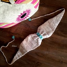 handmade knit bikini/örgü bikini
