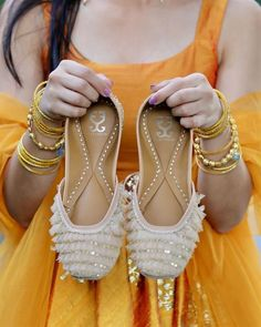 Stunning and quirky bridal footwear for a complete bridal look! Wedding Looks, Red Wedding, Bridal Looks, Wedding Season, Haldi Function, Pencil Heels, Mehndi Ceremony, Blue Block, Wedding Function