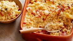 How to make the perfect The Ultimate Bacon Macaroni Cheese by Tyler Florence on Food Network UK.