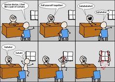Makes me laugh!
