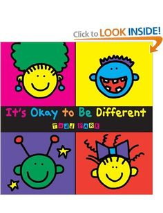 It's Okay To Be Different: Todd Parr:
