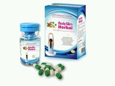 Body Slim Herbal Capsule for Lose Weight Fast - Herbs Store