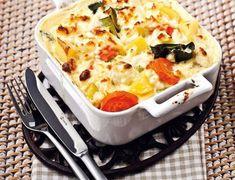 Zapekaná zelenina so syrom feta Feta, Macaroni And Cheese, Ethnic Recipes, Mac And Cheese