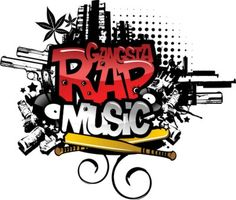 Rap. Because it's not music