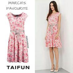 Сегодня целый день у нас - ода женственности: вовсю примеряются цветочные принты, подбираются юбки и платья. Эта модель #TAIFUN подкупила нас струящейся тканью, которая выигрышно смотрится при ходьбе. #NEW Платье - 2899 грн #taifunfashion #gerryweber #perfectcoral #dress #spring2016 #ladies #brand #fashionable #casual #femininity #floralprint #шоппинг #одесса #новаяколлекция #женскийстиль #одеждадляженщин #платье #мода2016 #германия #цветочныйпринт #женственность Summer Dresses, Instagram Posts, Fashion, Getting Married, Moda, Summer Sundresses, Fashion Styles, Fashion Illustrations, Summer Clothing