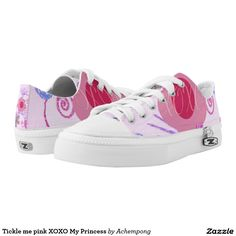Tickle me pink XOXO My Princess Printed Shoes #Tickle #me #pink #XOXO #My #Princess #Printed #Shoes