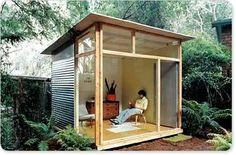 Outdoor/Indoor Living Room