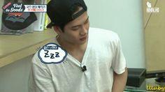 Fourth one Sleepy. #jacksonwang #Sleepy #졸린난쟁이 #瞌睡蟲