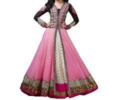 Rakhi Special Offer Anarkali Salwar Kameez Indian Pakistani Designer Suit Dress #FashionBazar #SalwarKameez