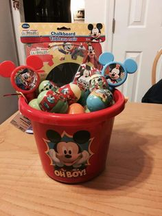 Minnie mouse easter basket by vyjcreations on etsy 2500 minnie mouse easter basket by vyjcreations on etsy 2500 projects pinterest easter baskets minnie mouse and easter negle Images
