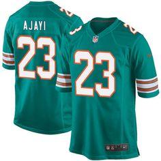 Miami Dolphins Miami Dolphins 23 Jay Ajayi  Green Limited Jersey