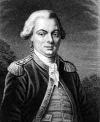 Jean François de Galaup, comte de La Pérouse  Né en 1741 près d'Albi et disparu en mer en 1788 . C'est un navigateur et explorateur du Pacifique au temps des Lumières .  Quentin.F et Nicolas.F
