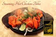 Chicken Tikka ~ Boneless chicken marinated in yogurt and ginger, served with chutney at Original Tandoori Kitchens Boneless Chicken, Tandoori Chicken, Best Butter, Indian Food Recipes, Ethnic Recipes, Chicken Tikka, Marinated Chicken, Butter Chicken, Chutney