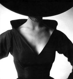 Jean Patchett, 1949 - Photo by Irving Penn
