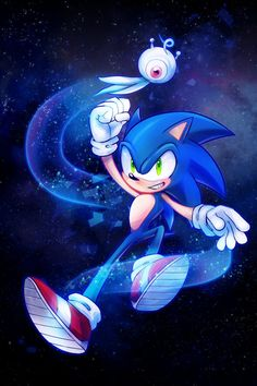 colors by den255 on deviantART - Sonic the Hedgehog