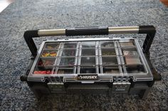 Another Zombicide storage option (if you aren't painting your mini's) | Zombicide | BoardGameGeek