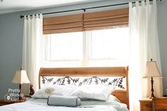 how to make blinds pretty - Google Search