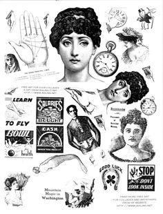 printables #vintage #clipart