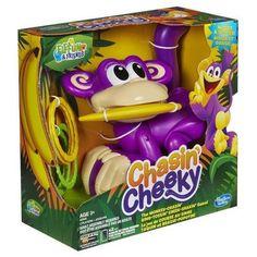 Hasbro Games - Chasin' Cheeky