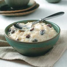 Arroz Con Leche (Rice Pudding) Recipe from Taste of Home -- shared by Marina Castle of North Hollywood, California