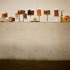 donut bar by One Love Photo